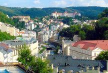 Şifalı suyun hayat kattığı masal kent Karlovy Vary / Doğanın insana hiç karşılık beklemeden verdiği güzelliklerden sadece birisidir.