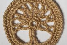 albero della vita crochet