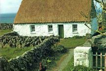 County Clare Ireland 19th century / Home of Brigid, the talented lacemaker in my story, The Girl from County Clare.