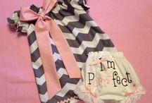 baby clothes / by Bridget Garrett