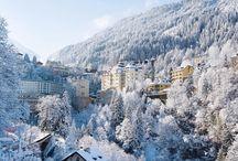 The Alps Die Alpen Alpit