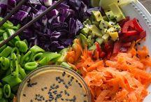 Healthy-life foodie