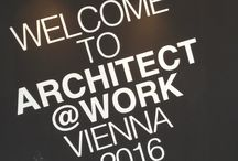 """Architect@Work Vienna 2016 / A week after Rome, Fir Italia has movev to Vienna for another ARCHITECT @ WORK event. It has been an opportunity to meet with architects, interior designers, decorators, engineers, urban planners and other Austrian professionals and present our """"Green Total Look"""" concept, a new way of interpreting the bathroom environment, offering designer mixer taps and shower solutions that are safe for both the environment and people."""