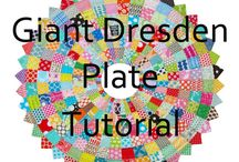 QUILTS: DRESDEN PLATES