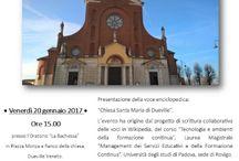 Locandina Evento Venerdì 20 Gennaio 2017