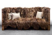 Trend | Luxury Materials / Decor made of luxury materials