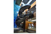 çelik merdiven / çelik merdiven tasarımları