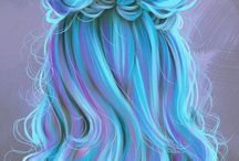 Maybe My hair