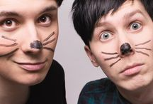 ♡DAN AND PHIL♡