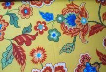 Sample Fabrics / These are examples of some of the beautiful fabrics we use!