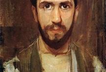 arte - Piet Mondrian (1872-1944) / arte - pittore olandese