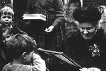 Montessori / La pédagogie Montessori et ses activités