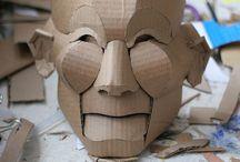masker van ribkarton