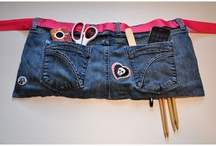 Sewing with Denim / by Barbara Effenberger