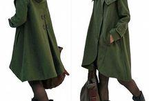冬のコート