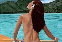 Paintings Pacific Islands