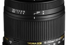 Camera Lenses / All about Camera Lenses
