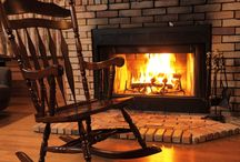 MINT小部屋暖炉
