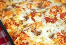 Casseroles and one dish meals