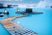 Lekker weg / Heerlijk relaxen op een ander plekje in de wereld.