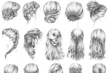 Inspirations for hairdos