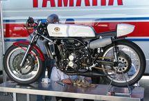 Yamaha race