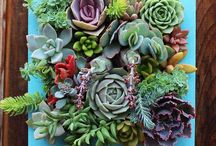 Self-made vegetable painting: inviting nature at home