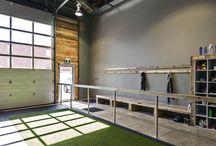 crossfit gym