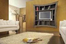 Tv room / Tv room decor ideas