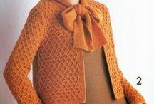 uncinetto: giacche