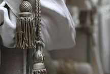 :: *LINEN*TAUPE*SILVER SLIPPER :: / by Anna Tausend