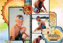 scrapbook pages