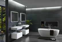 Bañeras / Bathtubs / by Noken Porcelanosa Bathrooms