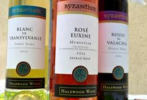 Gama Byzantium - o gama care se reinventeaza perpetuu! / Prin cupajele din cele mai bune soiuri din anul respectiv, alese atent de oenologul Lorena Deaconu-Stoian, vinurile din gama Byzantium  ne surprinda intr-un mod placut de fiecare data!