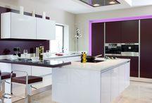 Contemporary Kitchen Appartment, Portstewart, Co Antrim / Greenhill Contemporary Kitchen