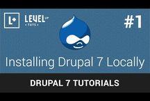 Drupal Tuts / Drupal 7 tutorials