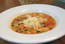 Food - Soups & Sammies