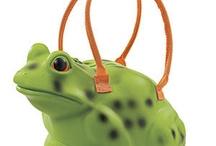 Frosch-Handtaschen
