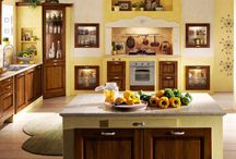 cucina design legno