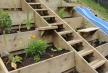Vyvysene zahony - raised garden beds