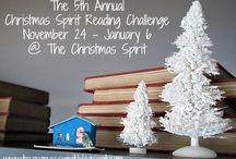 Christmas Spirit Reading Challenge / Post your Christmas Spirit reading challenge goal posts and book reviews to our group board.