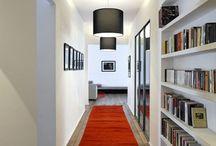 Librerie in corridoio