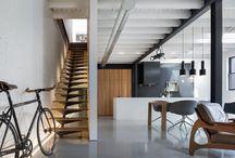 Inrichting appartement