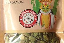 Green Cardamom / Ours is an initiative by few farmers in Kerala. We hand-pick, clean and pack in eco-frineldy bags only. Naturally grown spices in our backyard in God's own country, Kerala.