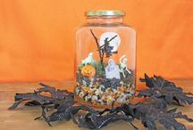 halloween crafts for kids to make / Halloween crafts
