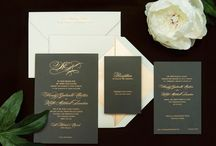 Invitations & Save the Dates