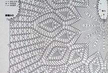 crochet esquemas