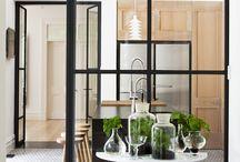 Interieur - industrieel / Inrichting van je huis in industriële stijl