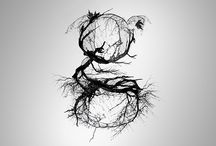 Typography by Nature