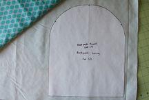 tašky a batohy / nápady a návody na šití tašek